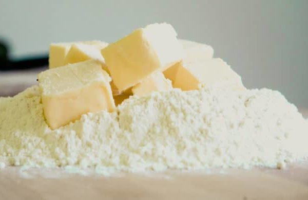 Flour & butter